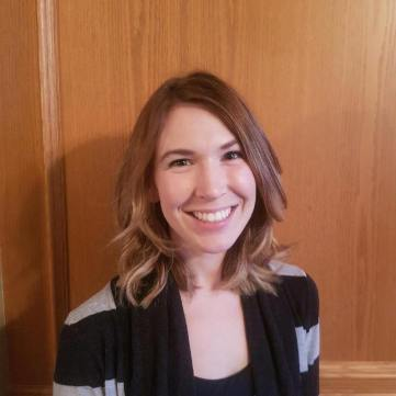 Samantha Christensen, English Instructor